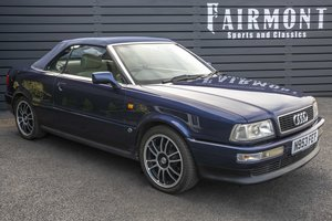 Picture of 1996 Audi A4 80 Cabriolet - lovely condition For Sale