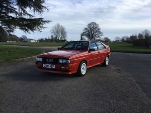 Picture of 1985 Audi Quattro Turbo 10v - Guided Just £18000 - £22000 For Sale by Auction