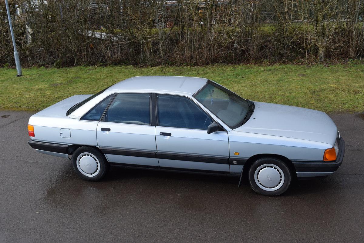 1990 Audi 100 E (C3) - 2.3 litre - Manual - Sale Agreed ...