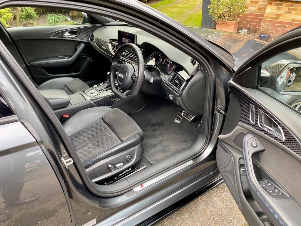 £52,950 : 2016 AUDI RS6 AVANT QUATTRO PLUS For Sale (picture 9 of 12)