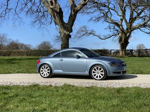 Picture of 2004 04 AUDI TT 1.8 T 180 BHP QUATTRO SPEED BLUE IMMACULATE For Sale