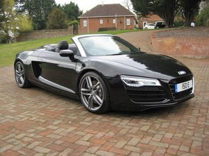 Picture of 2013 Audi R8 Spyder V8 Quattro With Just 16,000 Miles From New For Sale