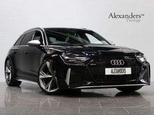 Picture of 2020 20 70 AUDI RS6 4.0 TFSI V8 AVANT QUATTRO AUTO [VAT Q] For Sale