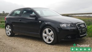 Picture of 2008 Audi A3 S-Line TDI 170BHP 2.0 Turbo Diesel 3dr 41K MILES For Sale