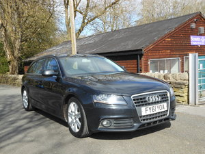 Picture of 2011 Audi A4 2.0 TDIe SE Avant 136BHP 5DR + FSH + £30 Tax For Sale