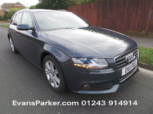 Picture of Audi A4 2.0 TDi SE Avant 2011 with Sat Nav, Bluetooth & Park For Sale