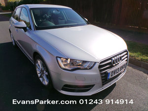 Picture of 2013 Audi A3 1.4 TFSi Sportback Sport with Tech Pack For Sale