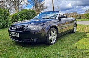 Picture of 2005 AUDI A4 Convertible For Sale by Auction