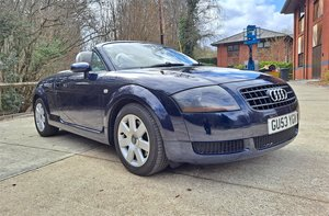 Picture of 2003 AUDI TT Convertible For Sale by Auction
