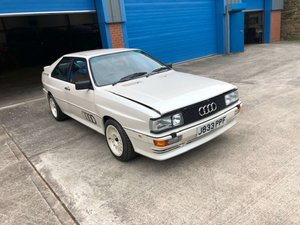 Picture of 1991 Audi UR Quattro 20 V For Sale by Auction