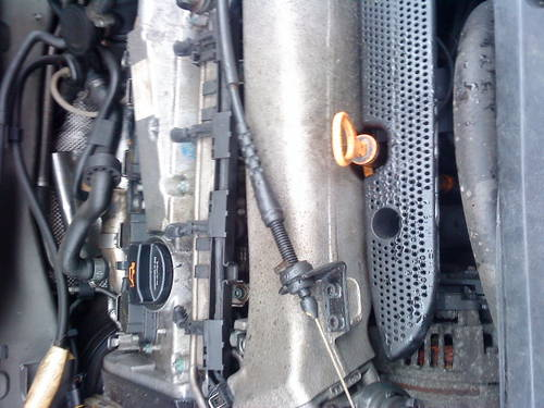 AUDI A3 1.8 20 VALVE  AGU TURBO ENGINE For Sale (picture 6 of 6)