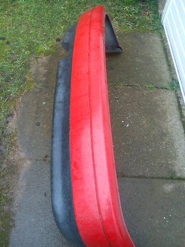 Audi coupe s2  rear bumper / Audi S3 clock  For Sale (picture 5 of 6)