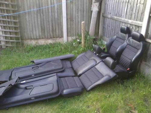 Audi a3  sport half leather interior /audi tt dash For Sale (picture 1 of 6)