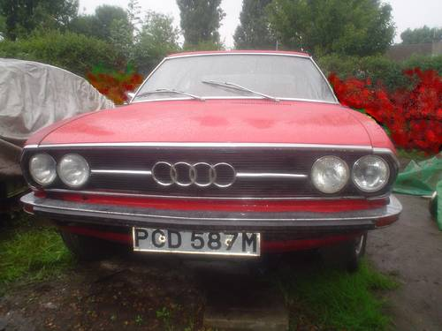 Audi 100 For Sale Uk