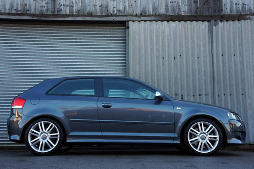 2007 OUTSTANDING EXAMPLES OF PERFORMANCE AUDI's WANTED Wanted (picture 3 of 6)