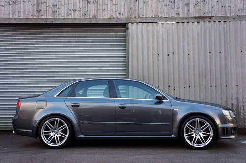 2007 OUTSTANDING EXAMPLES OF PERFORMANCE AUDI's WANTED Wanted (picture 4 of 6)