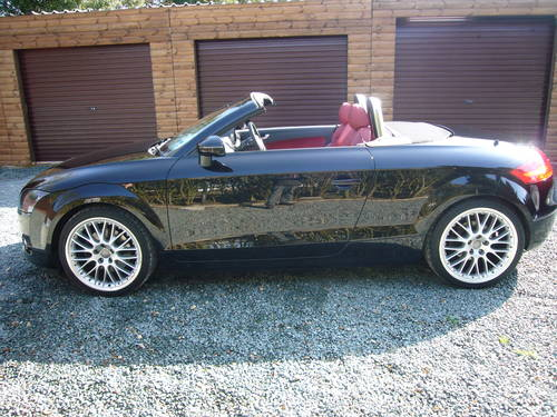 2008 AUDI TT DIESEL ROADSTER 34000 MILES, For Sale (picture 1 of 6)