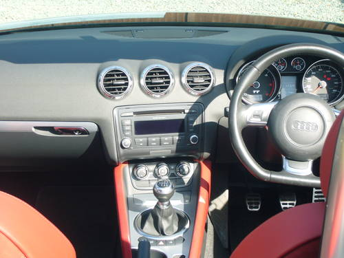 2008 AUDI TT DIESEL ROADSTER 34000 MILES, For Sale (picture 5 of 6)