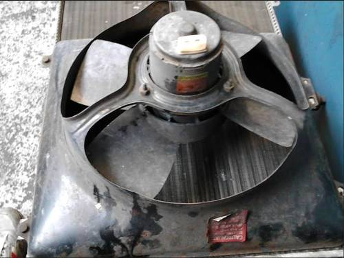 Radiatior and electric fan assembly For Sale (picture 2 of 4)