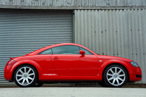 2007 OUTSTANDING EXAMPLES OF PERFORMANCE AUDI's WANTED Wanted (picture 5 of 6)