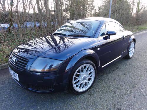 2002 Audi TT 225 Quattro.... For Sale (picture 1 of 6)