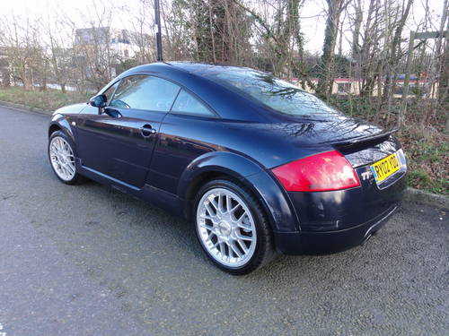2002 Audi TT 225 Quattro.... For Sale (picture 2 of 6)