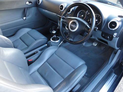 2002 Audi TT 225 Quattro.... For Sale (picture 3 of 6)