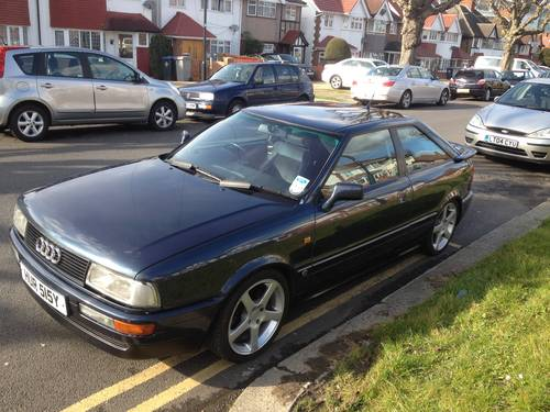 1990 Cherished Audi Coupe 2.3E For Sale (picture 3 of 6)
