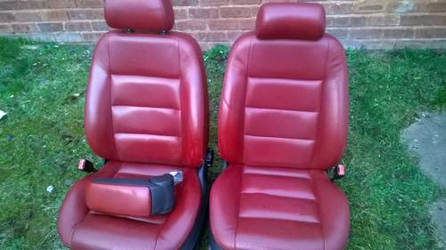 AUDI A6 ESTATE FULL LEATHER INTERIOR For Sale (picture 3 of 6)