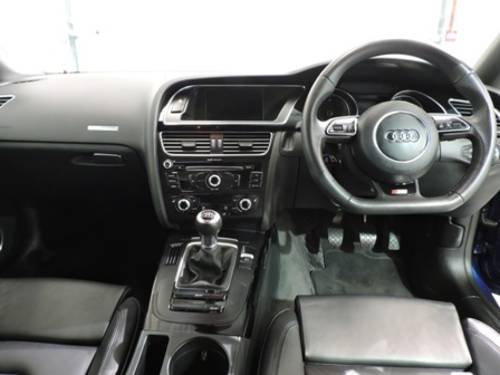 2013 Audi A5 2.0 TDI Black Edition 2dr For Sale (picture 3 of 6)