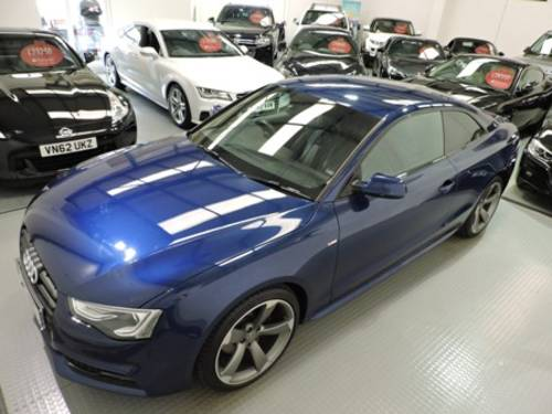 2013 Audi A5 2.0 TDI Black Edition 2dr For Sale (picture 4 of 6)