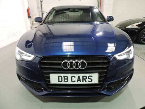 2013 Audi A5 2.0 TDI Black Edition 2dr For Sale (picture 5 of 6)