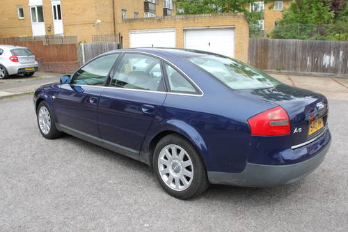 1999 Audi A6 2.4 SE Automatic ** GEARBOX OIL LEAK ** For Sale (picture 2 of 6)