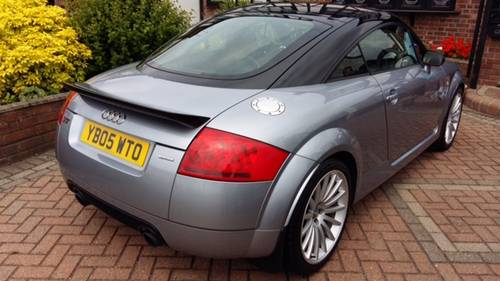 2005 Audi TT Quattro Sport Ltd Edition For Sale (picture 2 of 6)