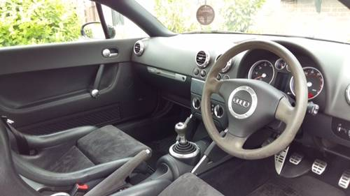 2005 Audi TT Quattro Sport Ltd Edition For Sale (picture 4 of 6)