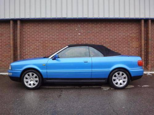 2000 AUDI CABRIOLET 2.6 2dr CONVERTIBLE For Sale (picture 2 of 6)