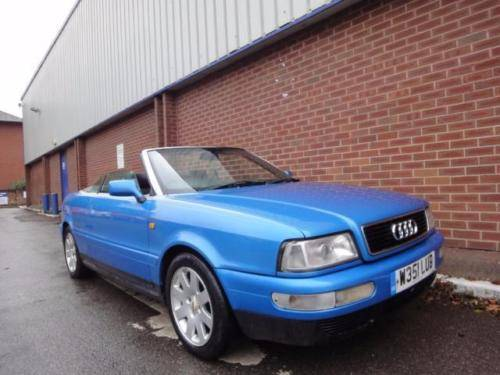 2000 AUDI CABRIOLET 2.6 2dr CONVERTIBLE For Sale (picture 4 of 6)