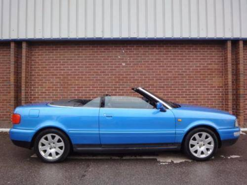 2000 AUDI CABRIOLET 2.6 2dr CONVERTIBLE For Sale (picture 5 of 6)