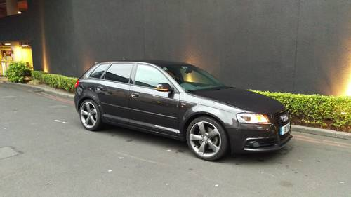 2011 *1 OWNER* A3 2.0 TDI 170 Black Edition *1 OWNER* For Sale (picture 1 of 3)