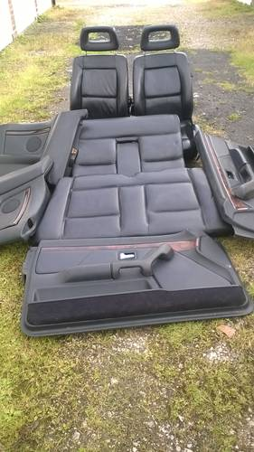 AUDI A6 ESTATE FULL LEATHER INTERIOR For Sale (picture 5 of 6)