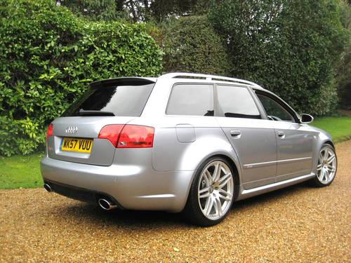 2007 Audi RS4 4.2 V8 Quattro Avant With Just 1 Private Owner For Sale (picture 6 of 6)