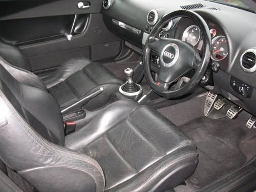 2000 Classic sports. Audi TT Quattro. V5.Turbo For Sale (picture 1 of 6)