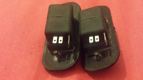 Audi 90 b2 Number Plate Lights For Sale (picture 5 of 6)