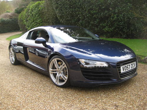 2007 Audi R8 Quattro With Only 30,000 Miles + £10k Of Options For Sale (picture 2 of 6)