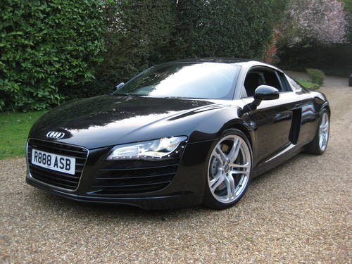 2008 Audi R8 Quattro With Only 27,000 Miles + £9k Of Options For Sale (picture 1 of 6)