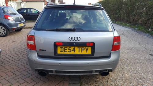 Audi rs6 avant 2005 no offers 8.999 For Sale (picture 1 of 1)