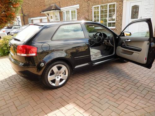 2004 A3 3.2 QUATTRO SPORT 3dr -- 32000mls FULL Audi md s/history  SOLD (picture 1 of 6)