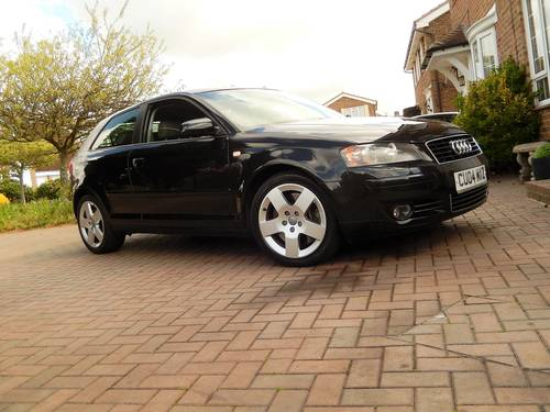 2004 A3 3.2 QUATTRO SPORT 3dr -- 32000mls FULL Audi md s/history  SOLD (picture 3 of 6)