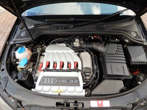 2004 A3 3.2 QUATTRO SPORT 3dr -- 32000mls FULL Audi md s/history  SOLD (picture 5 of 6)
