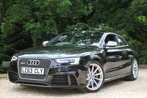 2013 AUDI RS5 COUPE ONLY 12,000 MILES SOLD (picture 1 of 1)